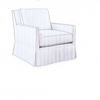 Inkedswivel chair 1 li
